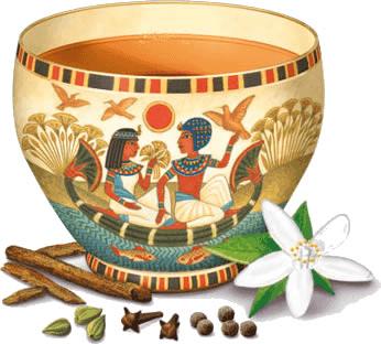 gli egizi e le spezie